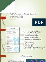 DST (Doença Sexualmente Transmissível)