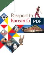 Passport to Korean Culture