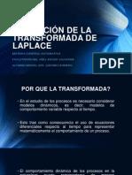 Aplicación de La Transformada de Laplace - Copia
