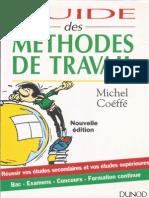 Guide Des Méthodes de Travail (GMT)