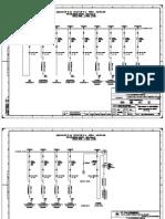 Single Line Diagram of 400-230V ESP PC A