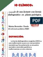 Resumen Sesión Caso Clínico HDC