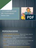 Português - Pré Modernismo