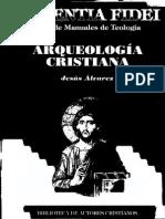 Arqueologia Cristiana - Sapientia Fidei (Scan)