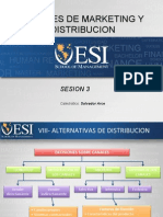 Canales de Marketing y Distribucion s3