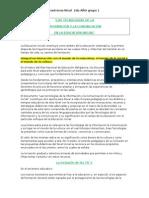 """""""LAS TECNOLOGÍAS DE LA INFORMACIÓN Y LA COMUNICACIÓN EN LA EDUCACIÓN INICIAL"""""""