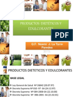 Productos Dieteticos