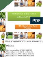 Productos Dieteticos