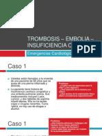 Trombosis - Embolia - ICC