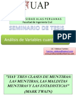Analisis de Variables