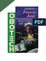 05 Saga Robotech La Fuerza de Las Armas Force of Arms