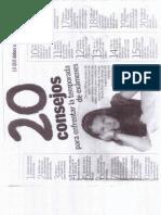 20 Consejos Para Enfrentar La Temporada de Exámenes