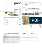 Datos, Tablas y Pictogramas