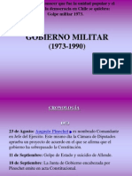 Gobierno Militar (1)