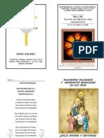 Ritual Misa de Graduacion II 2014