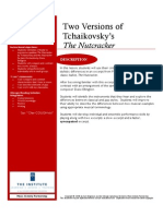 CSO Two Versions of Tchaikovsky's Nutcracker