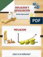 Inflacion y Devaluacion