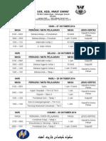 Jadual Exam Akhir Tahun '14.doc