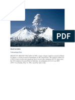 Mount San Helens y Otros Volcanes