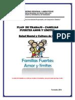 Familias Fuertes Plan
