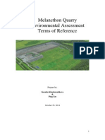 melancthon quarry tor