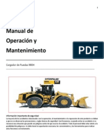 Manual Cargador de Ruedas 980H