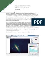 bases de datos, observatorio virtual