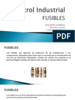 FUSIBLES INDUSTRIALES
