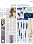 DDP YOGA article in UK Times