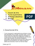 00 - Introdução a História Da Arte