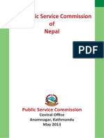Public Service Commission of Nepal