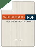 Guia de Psicologia Del Desarrollo