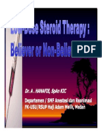 2.Prof. a. Hanafie-low Dose Steroid Therapy Believer or Non Believer Perdici Medan