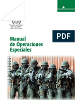 Manual Operaciones Especiales