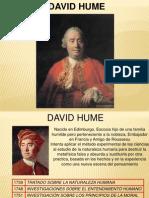 Presentación David Hume