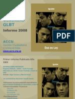 ACCSI 2008 Presentacion Resultados de La Encuesta Iguales Diversos Eso Es Ley