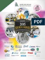 HIPF 2015 Short Courses
