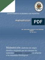 15. MALNUTRICION_-marasmo-_kwashiorkor-_UNMSM_julio-diciembre_2013.ppt