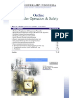 Outline Boiler Training