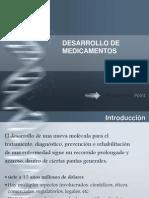 Desarrollo de Medicamentos