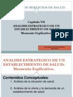 Analisis Estratégico Momento Explicativo