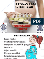 Penggunaan Obat Pada Ibu Hamil PPT