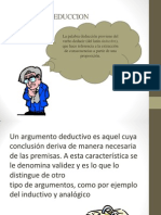 A. Deductivo