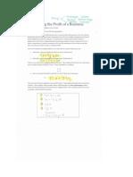 math 1010 project 2