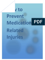 how to prevent medication related injuries-2