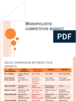 ECO 415 - THEORY OF FIRMs - Monopolistic Competition.ppt