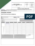 Wkin05614 Qa Pdca-fault Tree Analysis (Pdca-fta)