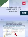 Procedimiento de Instalacion SPSS20.148152121