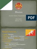 Final Presentation Bhutan
