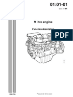 SCANIA 9 Liter Engine Function Description